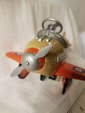 Hallmark Kiddie Classics Die Cast Car 1:6 1941 Spitfire Airplane Limit Edition