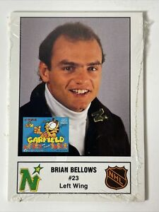 NHL North Star SEALED trading cards Set  NEW BRIAN BELLOWS / ROB SETTLER