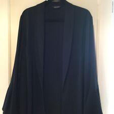 Evan Black Jacket Size 26