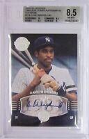 2004 UD Legends DAVE WINFIELD AUTOGRAPH (HOF) Yankees RARE 1/1 NM-MT+ BGS 8.5