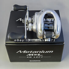 Shimano 16 Metanium MGL XG, Gear Ratio 8.5:1, Left Handle, Japan Model, 035356