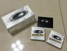 Oakley Red & White Jacket Custom Polarized Glasses Authentic New