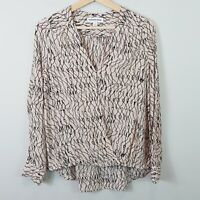[ COUNTRY ROAD ] Womens Print Blouse Top  | Size XS or AU 8 / US 4