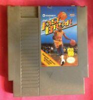 Magic Johnson's Fast Break Nintendo Game