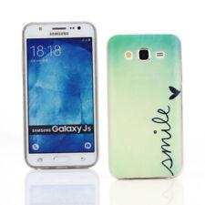 Custodie preformate/Copertine verde modello Per Samsung Galaxy J5 per cellulari e palmari