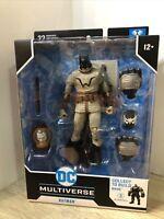McFarlane DC Multiverse Batman BAF Bane Last Knight On Earth New In Box