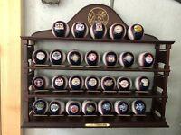 Danbury Mint New York Yankees 26 World Series Baseball Champions Collection