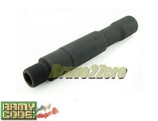 "4.5"" Outer Barrel Extension 14mm CCW for Airsoft AEG Marui ICS G&G CA CYMA JG"