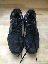 Mens Adidas Hockey Shoes Black Size 7 VGC