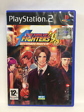 THE KING OF FIGHTERS '98 ULTIMATE MATCH -  PLAYSTATION 2