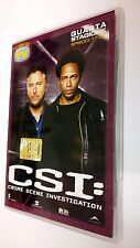 CSI Scena del crimine  Crime Scene Investigation DVD Serie TV Stagione 4 vol. 5