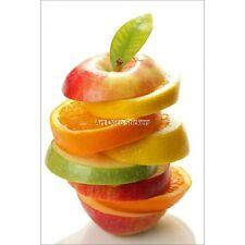 Magnete Da Frigorifero decocrazione Rondelle de fruits 60x90cm ref 6272 6272