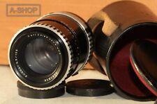 Germany lens SONNAR 3,5/135 CARL ZEISS JENA DDR Zebra #9391616 GOOD+++