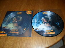 OZZY OSBOURNE RANDY RHOADS DIARY OF A MADMAN FULL LP MONTAGE PICTURE DISC DISC'S