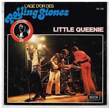 "The ROLLING STONES   Little Queenie      7""  45 tours SP"