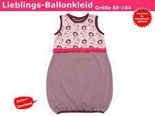 Schnittmuster & Nähanleitung Lieblings-Ballonkleid/ Kinderkleid