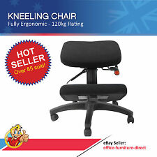 Kneeling Chair Ergonomic NEW Kneel Desk Chairs Typist Office Computer Home Knee