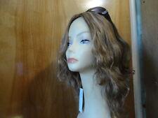 Malky Wig Sheitel European Multidirectional Wavy Hair Dirty Blonde 14/8 Small