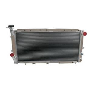 All Aluminum Radiator FOR SUBARU LEONIE L SERIES WAGON 1.6L/1.8L MT 1985-1994