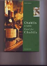 chablis a table - food for chablis -