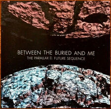 BETWEEN THE BURIED AND ME The Parallax II Discontinued Ltd Ed New RARE Poster!