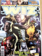 WIZ n°10 2001 (64) Nuova Serie ed. Marvel Italia  [G.169]