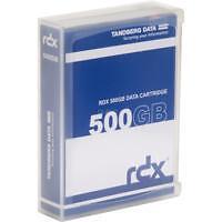 Tandberg Data RDX QuikStor 500 GB,Extern,-1 RPM