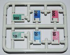 65012 Billetes 6u playmobil,tesoro,treasure,bills