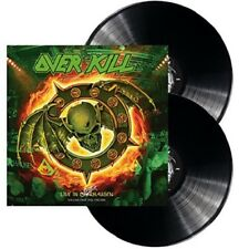 OVERKILL - LIVE IN OVERHAUSEN VOL.2: FEEL THE FIRE   2 VINYL LP NEUF