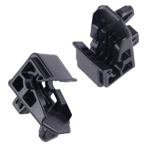 2Pcs Car Headlight Mounting Bracket Retainer Fit For Toyota Corolla Highlander