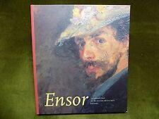ENSOR La collection du Musée des Beaux-arts Ostende Norbert Hostyn - Peinture
