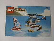 Lego ® receta/instruction nº 6342
