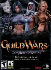 CD Key Guild Wars Complete Collection (All 4 games : Trilogy + EotN)