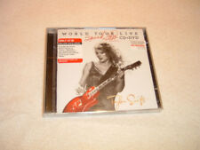 Taylor Swift World Tour Live Speak Now CD/DVD  Target Deluxe Edition NEW SEALED