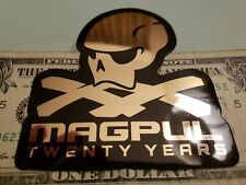 Magpul Authentic 20 years Sticker