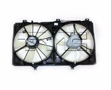 TYC 622200 Dual Rad&Cond Fan Assy for Toyota Camry 2.4L L4 2007-2009 Models