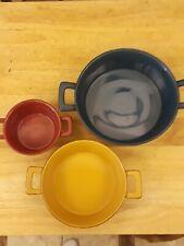 Ceramic coated cookware set