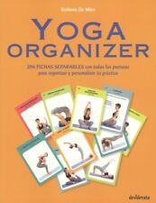 Yoga Organizer. Nuevo. National Eilt / Internac. Económico. Sport