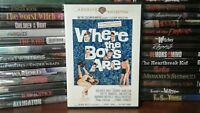 Where the Boys Are (DVD, 1960) Rare