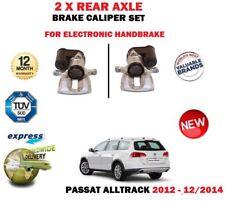 Für VW Passat Alltrack 2012- > 2x Hinten Elektrisch Links Rechts Bremssattel