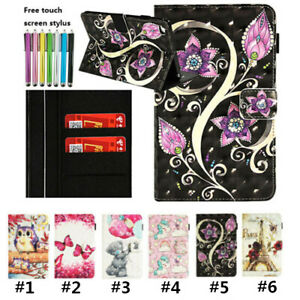 Smart Magnetic Flip Leather Stand Case Cover For iPad 7.9 inch Mini 1 2 3 4 5