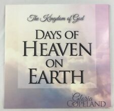 """Days Of Heaven On Earth"" (CD,1996) MP3 - Gloria Copeland - 5 Sermons"