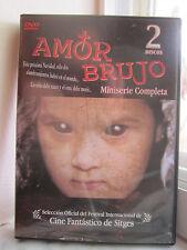 Amor Brujo - Miniserie Completa (DVD, 2005, 2-Disc Set) Spanish / Español