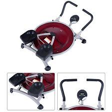 Homcom Mini Cerchio Ab Trainer Addominali Esercizi Fitness attrezzature palestra MACCHINA