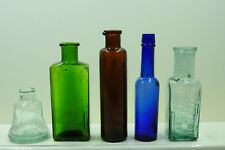More details for group of 5 very old bottles ideal gift or display