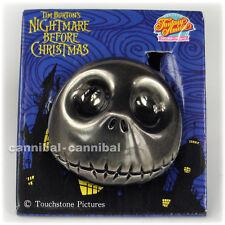 ~ Nightmare before Christmas - Japan Sega 1998 UFO - belt BUCKLE - 3D Jack Head