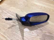 2001 SEAT TOLEDO DRIVER SIDE FRONT MANUAL WING MIRROR MANUAL