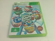 Hasbro Family Game Night Vol 3 Xbox 360 NEW UNSEALED