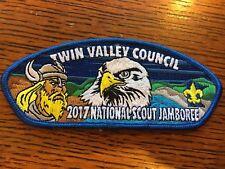 Mint 2017 JSP Twin Valley  Council Eagle