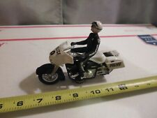 Vintage Kenner 1973 Turbo Tower of Power Ttp Police Harley Davidson Motorcycle